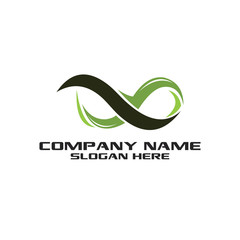 infinity logo branding image