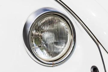 丸いヘッドライト Round headlight タイトル変更