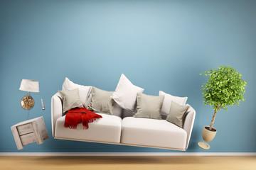 Zero Gravity Sofa