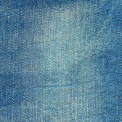 Denim texture. Light blue jeans background