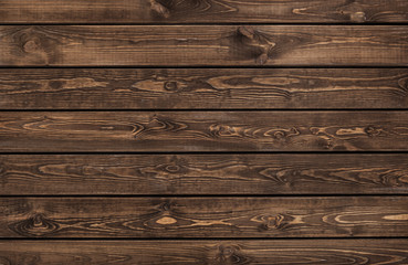 Dark Wood Texture Background Old Panels