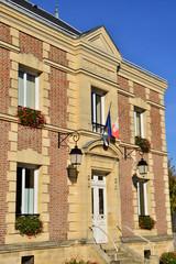 Yvelines, the picturesque village of Mareil sur Mauldre