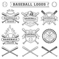 Vector Baseball logo and insignia