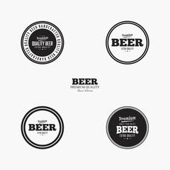 Sweet Beer labels