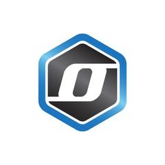 O Hexagonal Logo