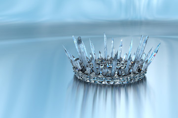 Princess Ice Crown