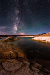 Milky Way  Lake Powell Utah