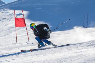 slalom maschile