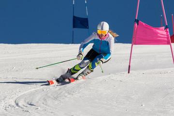 slalom femminile