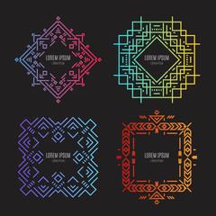 Tribal Logos
