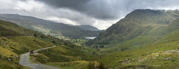 Snowdonia scene