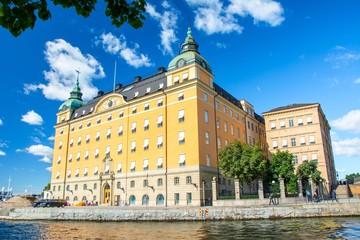 Tribunal de Stockholm, Suède