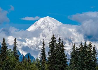The High One -- Mt. Denali, Alaska