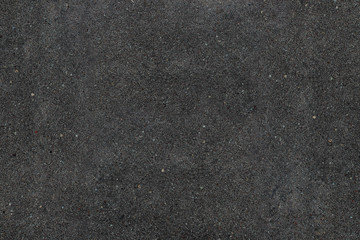 Real asphalt texture background. Coloured dark black asphalt pattern. Grainy street detail gray textured background. Best way show your design or illustration with this actual asphault photo texture. Wall mural