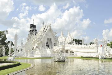 watrongkhun in MueangChiang Rai thailand