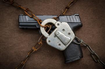 Gun Control Concept