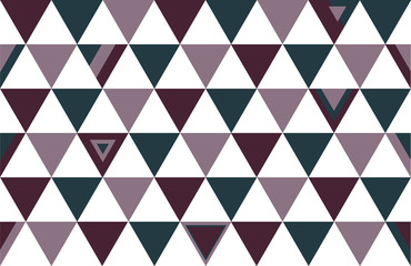 Mexico Top Colors Background Triangle Polygon 2015 Vector Illustration