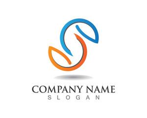 symbol c combination logo