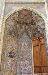 mosquée iranienne, Shiraz, Iran
