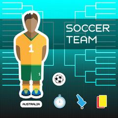 Australia Soccer Team