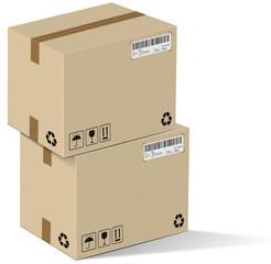 Carton pile 04