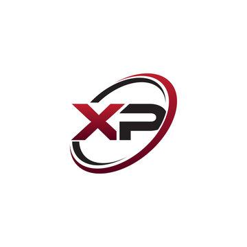 Modern Initial Logo Cirlce XP