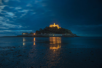 St Michael's Mount in Cornwall, England