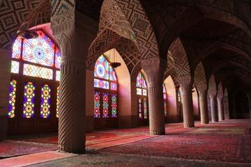 Mosquée Nasir-ol-Molk, Shiraz, Iran