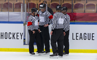 Ice Hockey Referees
