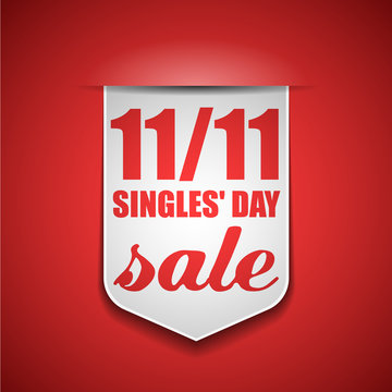 Singles' Day sale
