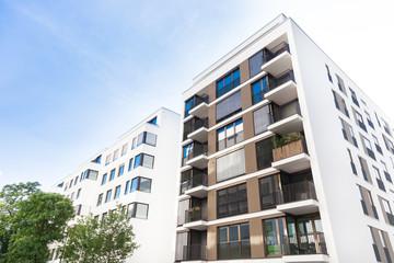 Wohnhaus, Wohnungen in Deutschland