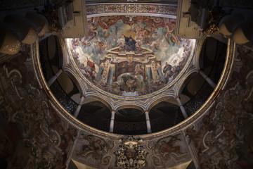 Cúpula de San Luis de los franceses, Sevilla