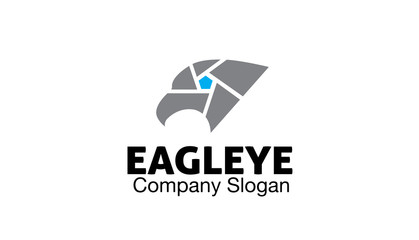 Eagle Eye Design Illustration