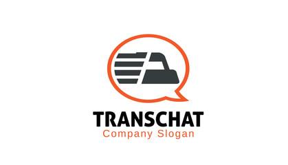truck chat Design Illustration