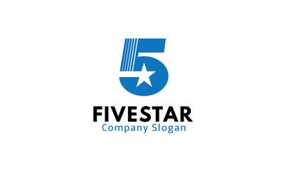 Five Star Design Illustration