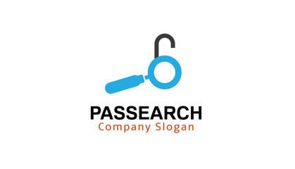 Passearch Design Illustration,