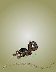 flee turtles