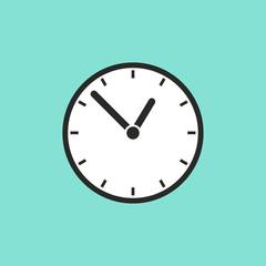 Clock  icon.