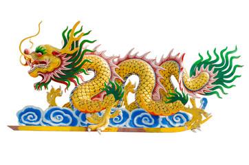 Chinese dragon image.