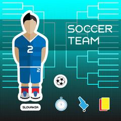 Slovakia Soccer Team