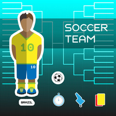 Brazil Soccer Team