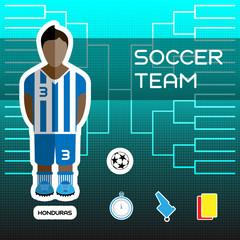 Honduras Soccer Team