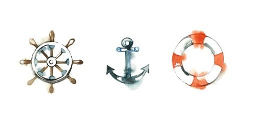 港のアイテム3種