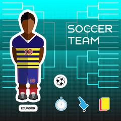 Ecuador Soccer Team
