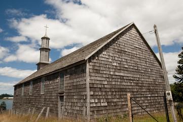 Vilupulli Church - Chiloe - Chile
