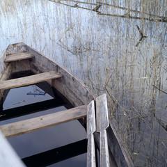 Wooden Boat Sunk