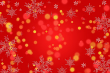 Christmas background card