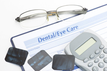 Eye And Dental Record