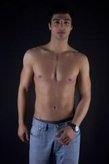 fashion male model