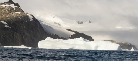 base antarctique Primavera, Argentine, côte Danco, Terre de Graham, Antarctique